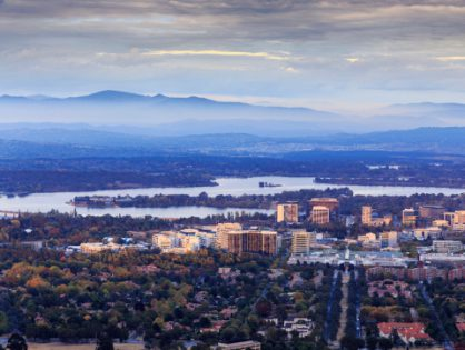 2018 MGI Australasia Region meeting for accounting network members is held in Canberra, Australia