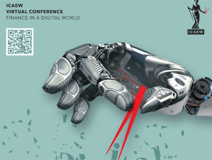 Join the ICAEW virtual conference that starts tomorrow: From digital disruption to digital