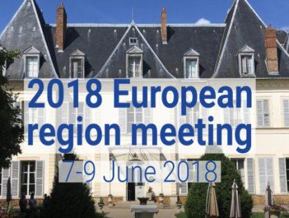 Watch our memories video from June's MGI European Region Meeting