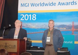 First MGI Worldwide Awards at Global AGM in San Francisco