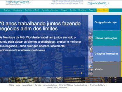 Brazil-based accountancy network members MGI SengerWagner gain new business after adopting MGI Worldwide global branding
