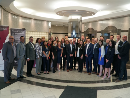 Fantastic to see our new Canadian member firm, Fazzari + Partners LLP, celebrate their 30th-anniversary