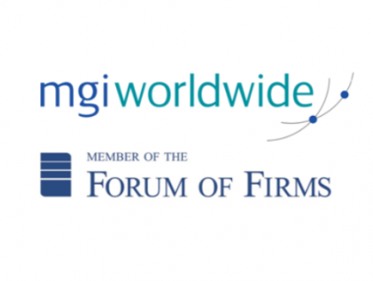 MGI Worldwide admitted as Member of the Forum of Firms