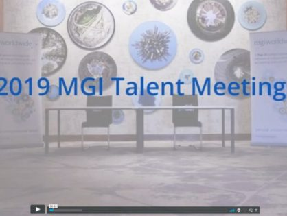 Another successful 2019 Talent Meeting in Action at MGI Worldwide!