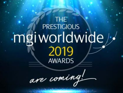 STOP PRESS: The prestigious 2019 MGI Worldwide Awards are coming!