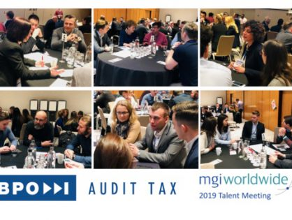 Network member firm BPO Audit Tax, recounts their positive experience of attending the 2019 Talent Meeting