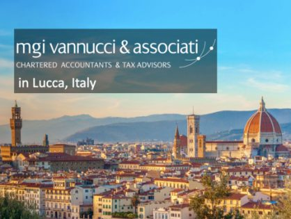 The Sunday Times shares the opinion of MGI Worldwide accountancy network member Pierpaolo Vannucci, that Lucca offers some of the best real estate investment opportunities