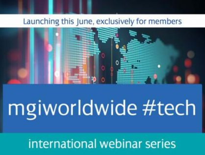 MGI Worldwide accountancy network launches informative and educational #tech webinars