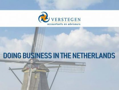 'Doing Business in the Netherlands' guide updated for 2019