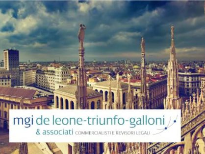 MGI Worldwide member firm MGI De Leone-Triunfo-Galloni & Associati, based in Milan - Italy, enters into a new cooperation partnership with law firm Studio Trovato