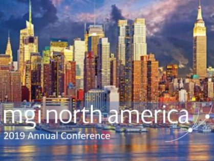 Watch a round-up video of 2019 MGI North America Annual Conference