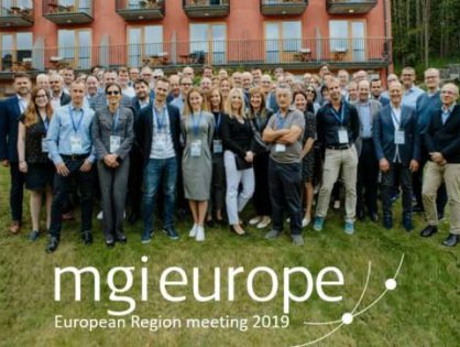 2019 MGI European annual meeting for accountancy network members held in Stockholm, Sweden