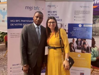Tunisia-based MGI BFC collaborates with MGI Strong NKV, MGI Worldwide accountancy network member firm in the Democratic Republic of the Congo (DRC)