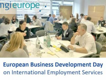 MGI Worldwide holds its first European Business Development Day to discuss International Employment Services