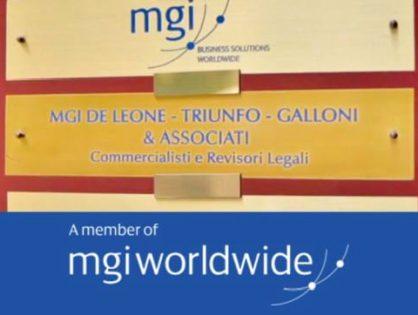 MGI Europe member firm MGI De Leone–Triunfo–Galloni & Associati produces new promotional video