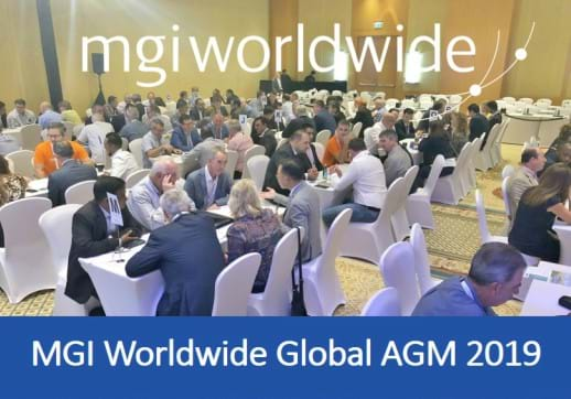 Global AGM 2019 - Thank You