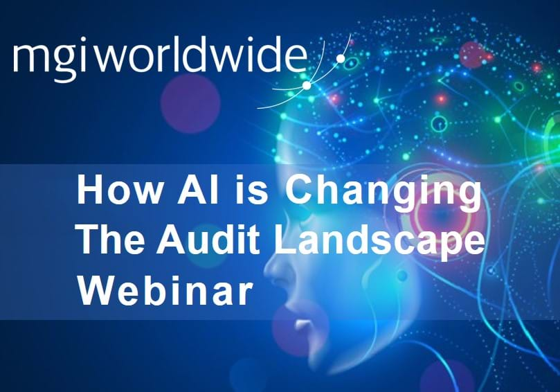 Accountancy Age publish interview discussing how AI and the digital revolution is impacting the audit profession