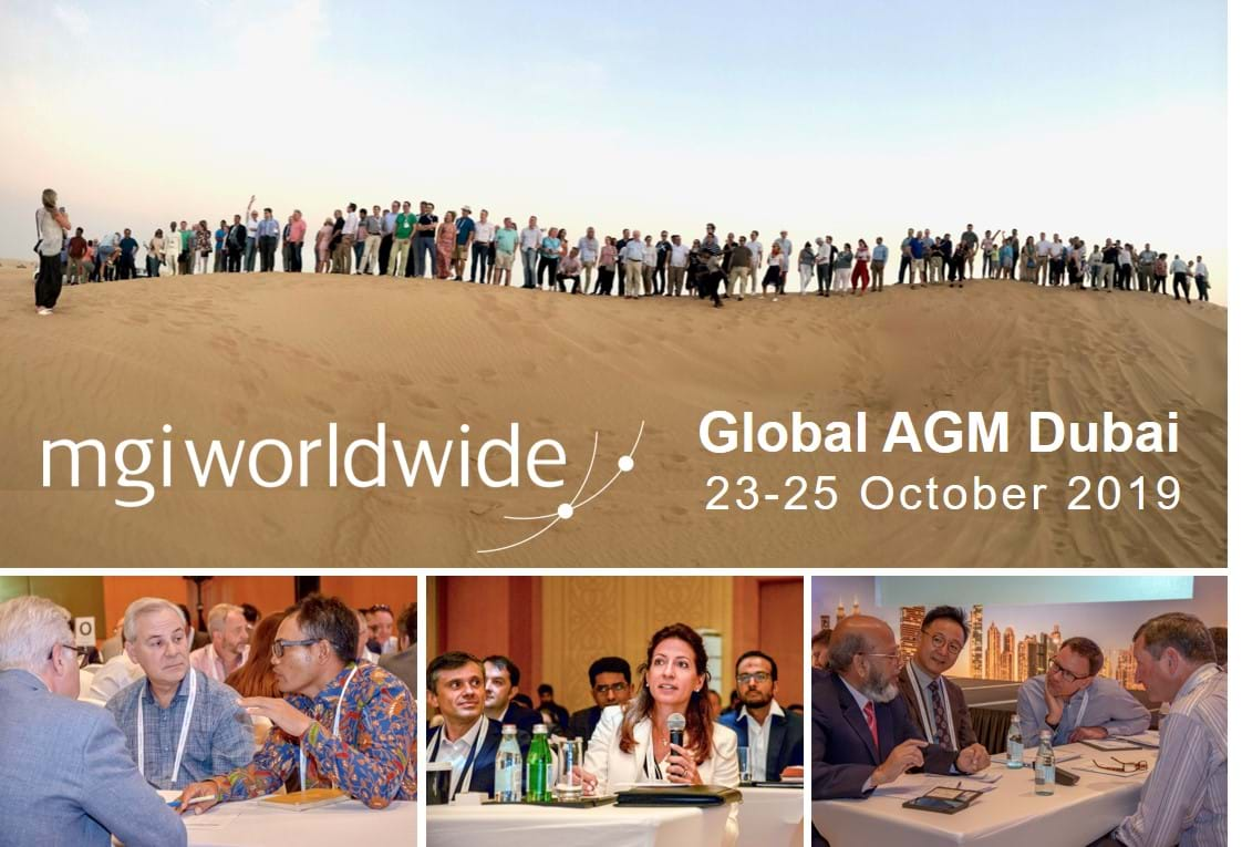 MGI Worldwide's 2019 Global AGM in Pictures. See the photos from Dubai!