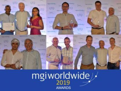 Congratulations to all our 2019 MGI Worldwide Award Winners & Nominees