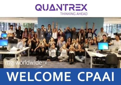 MGI colleagues from São Paulo, Brazil, welcome CPAAI to the MGI Family