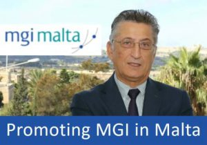 MGI Malta finds creative way to enhance exposure to their firm and the MGI Worldwide brand