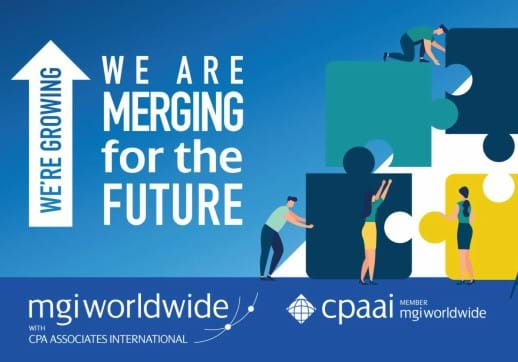 MGI Worldwide's exciting upcoming merger with CPAAI leads as the main feature in November's edition of the IAB!