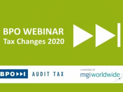 Doing business in Hungary? See our exclusive webinar discussing the upcoming tax changes in Hungary during 2020