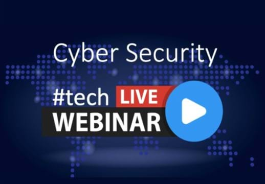 Join our #tech webinar on Cyber Security: The most dangerous new attack techniques, and what's coming next
