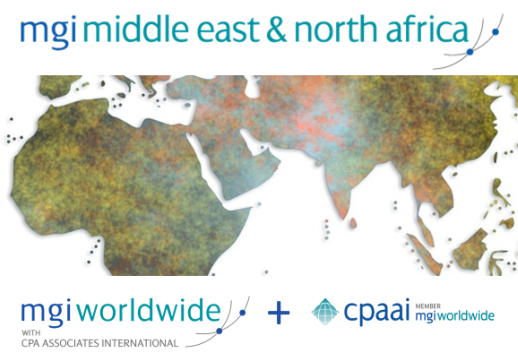 Good news from our Middle East & North Africa region with MGI Worldwide and CPAAI Firms forging new relationships and maximising opportunities