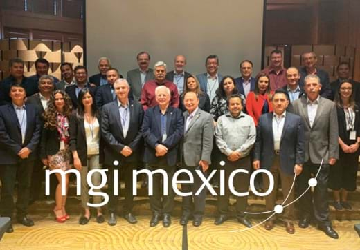 CPAAI and MGI Mexico firms hold their first joint AGM in Mexico City with more than 30 Partners in attendance