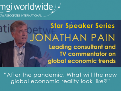 Hear Jonathan Pain discuss the Economic Landscape After the Pandemic. Webinar recording now available!