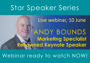 Watch our latest Star Speaker Webinar recording for all MGI Worldwide and CPAAI members and hear some great tips and advice on how to sell – during – and after the pandemic!