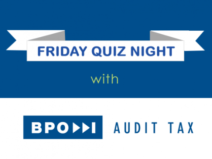 MGI Europe member firm BPO AUDIT TAX, based in Hungary keep their firm moral high with a Friday Quiz night!