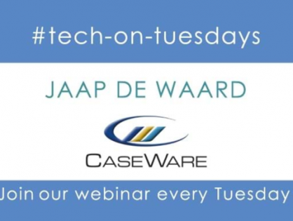 New to CaseWare? Don't miss our #tech-on-tuesdays webinar on 23 and 24 June 'Optimise Your Workflow With CaseWare' for all MGI Worldwide and CPAAI Auditors – Register Now!
