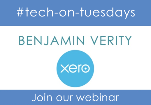 Join our next #tech-on-tuesdays webinar and discover how digital technology is changing the accountancy profession and what you can do to get up to speed!
