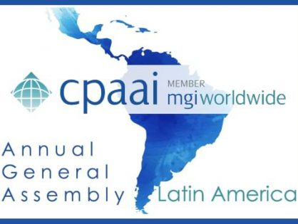 CPAAI accounting association holds its 27th Latin America General Assembly online