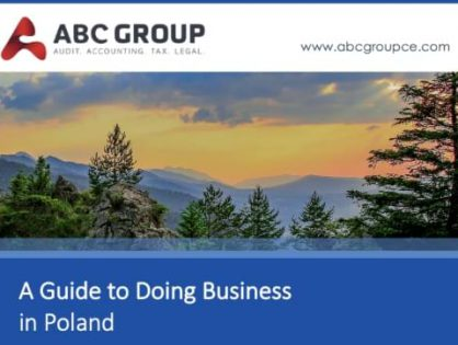 ABC Audit publishes a NEW guide showcasing the advantages of doing business in Poland