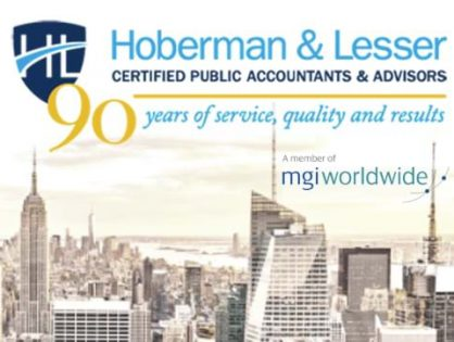 Congratulations to New York-based MGI Worldwide member firm Hoberman & Lesser as they celebrate their 90th Anniversary! Commemorating nine decades of service, quality, and results