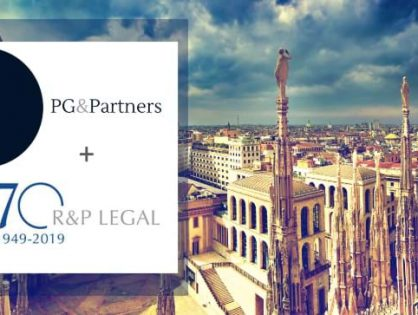 Exciting news from CPAAI member PG&Partners Milano as they integrate their tax and legal practice with R&P Legal