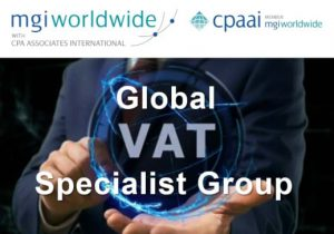 Global VAT Specialist Group Newsletter: HMRC's significant change in position on compensation payments