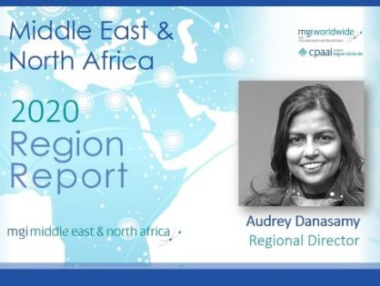 Middle East & North Africa Update: Watch a recording of the MENA Region update, as presented at the 2020 Virtual Global Meeting