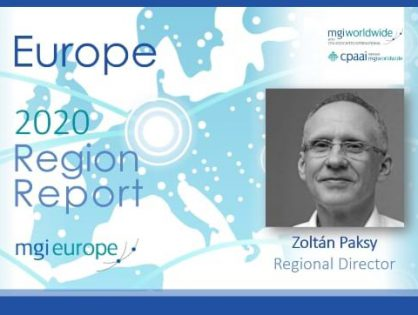 Did you miss the updates from our Europe Region? Watch a recording, presented at the 2020 Virtual Global Meeting, and bring yourself up to speed!