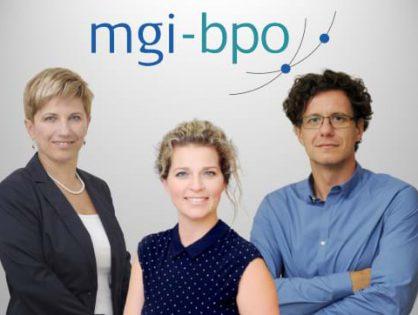 BPO becomes MGI-BPO! Check out our Hungarian-based member MGI-BPO's New Look