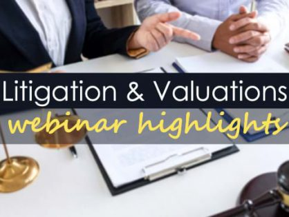 Calling all members who want to expand their practices and learn more about forensic accounting: Litigations & Valuations webinar NOW available!