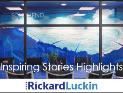"""""""Firm Of The Future"""" Rickard Luckin begins the New Series of Inspiring Talks for Members attracting interest from more than 80 Members in 28 countries"""