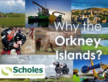 Why the Orkney Islands? Why Scotland? MGI Worldwide's Ivan Houston talks about renewable energy expertise and the Scottish tax system