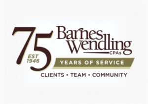 Congratulations to Ohio-based Barnes Wendling on reaching their 75-year milestone!