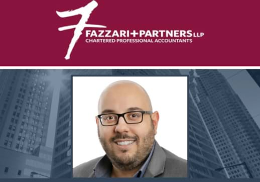 Congratulations to MGI Worldwide member firm Fazzari + Partners, Canada, as it announces the appointment of a new Partner