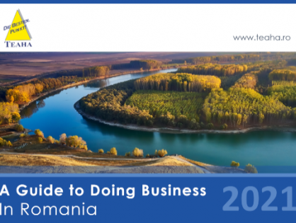 Did you know that Romania has one of the lowest tax rates in the EU? Teaha Management Consulting releases a new guide showcasing the advantages of doing business in Romania