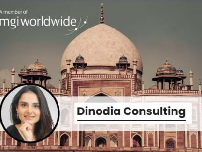 MGI Worldwide welcomes New Delhi firm, Dinodia Consulting, back to our global accountancy network.